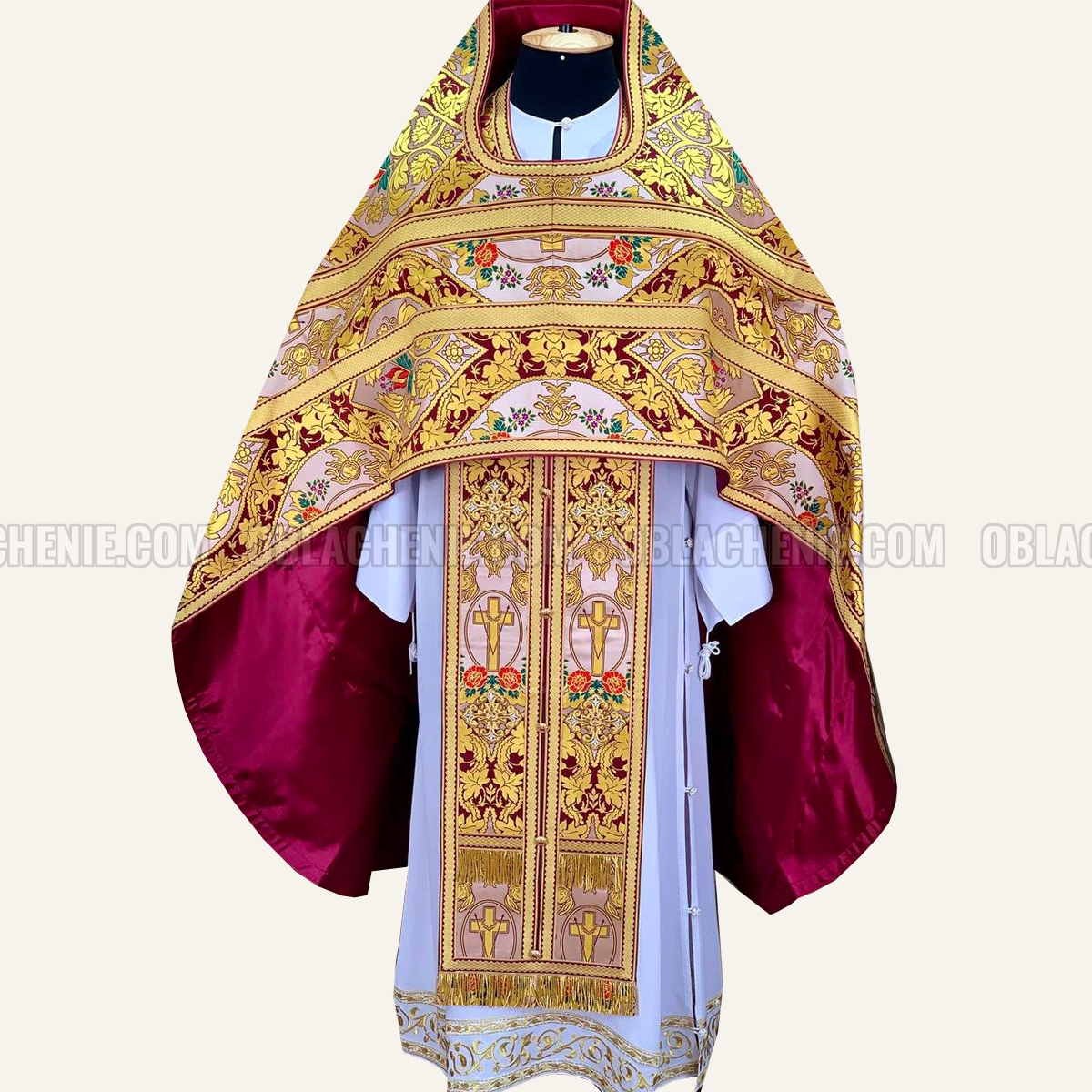 Priest's vestments 10094