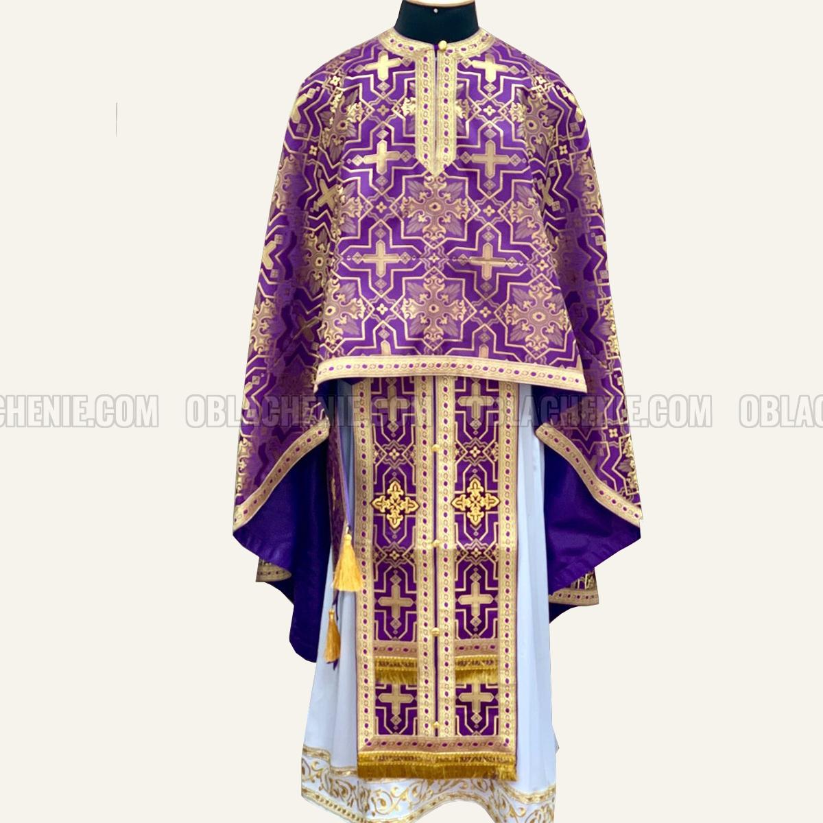 Priest's vestments 10136