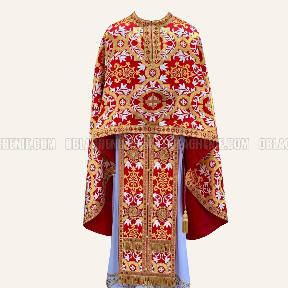 Priest's vestments 10144