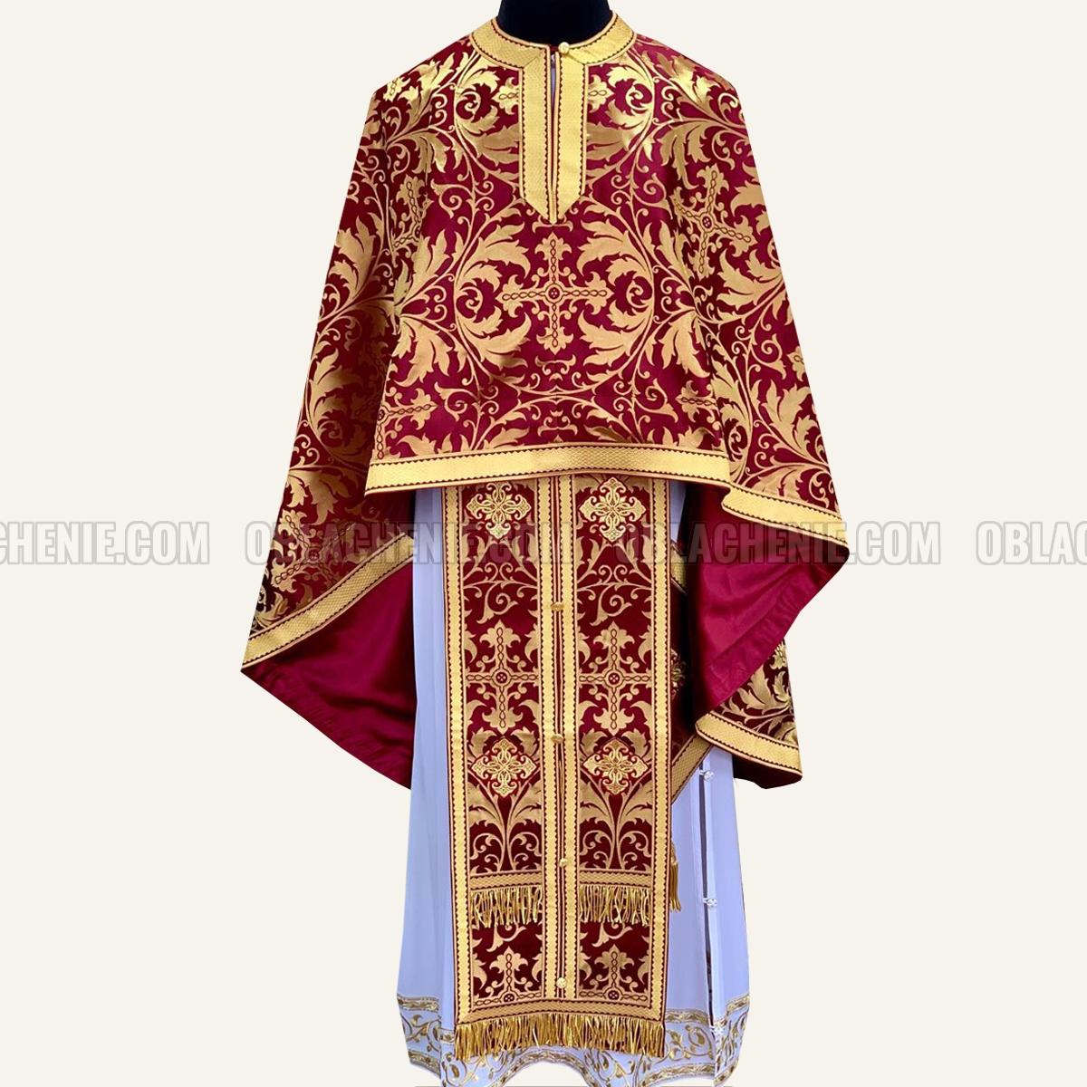 Priest's vestments 10156