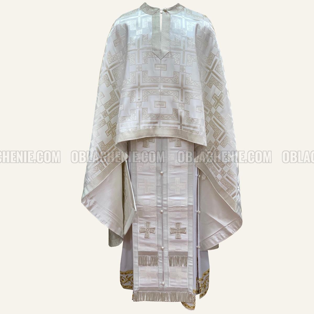 Priest's vestments 10165
