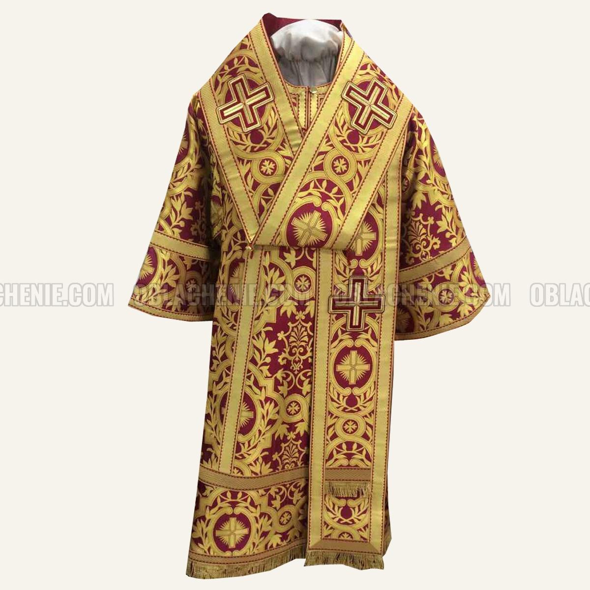 Bishop's vestments 10286