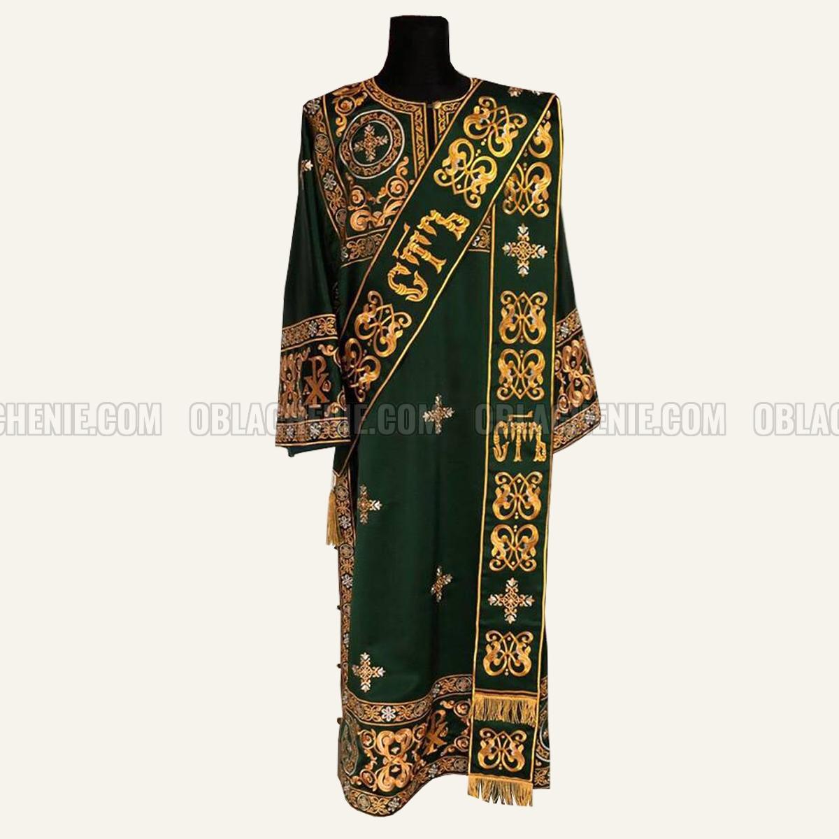 Deacon's vestments 10341