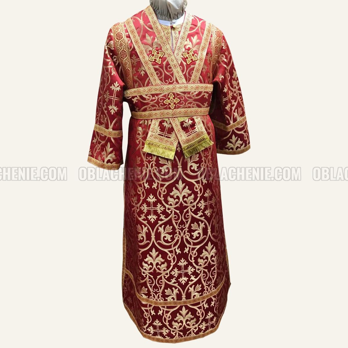 Deacon's vestments 10345