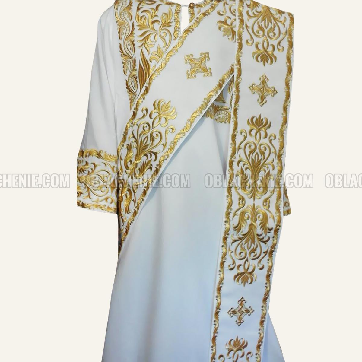 Deacon's vestments 10348