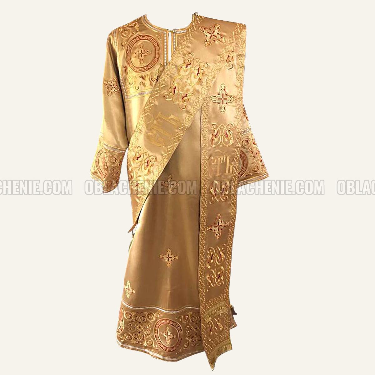 Deacon's vestments 10349