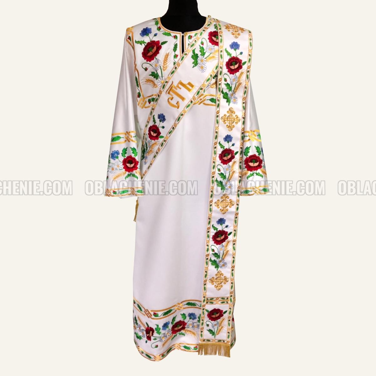 Deacon's vestments 10351