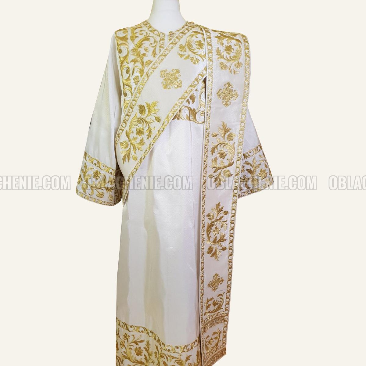 Deacon's vestments 10356