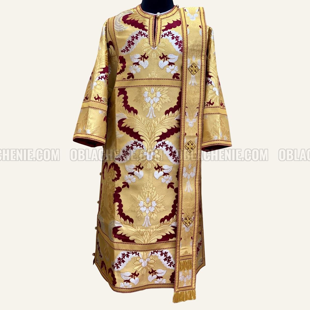 Deacon's vestments 10361
