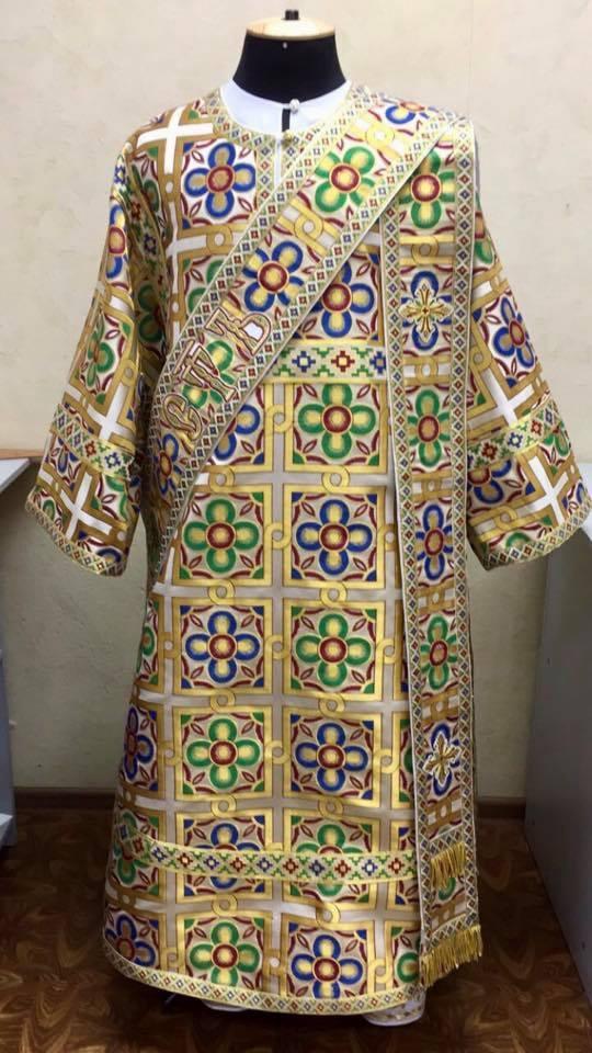 Deacon's vestments 10371