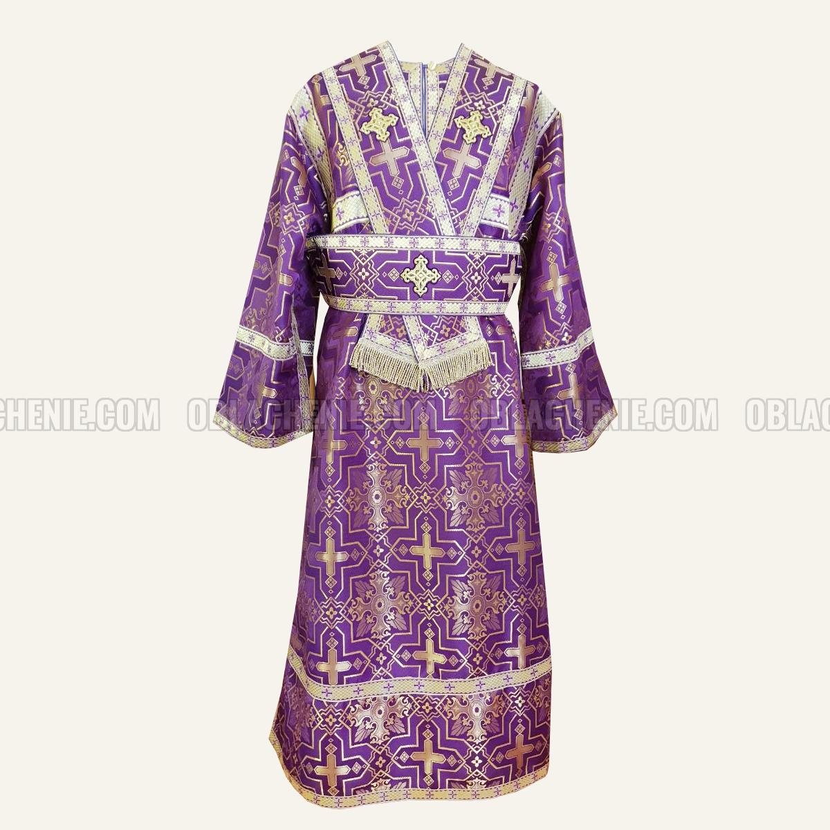 Deacon's vestments 10375