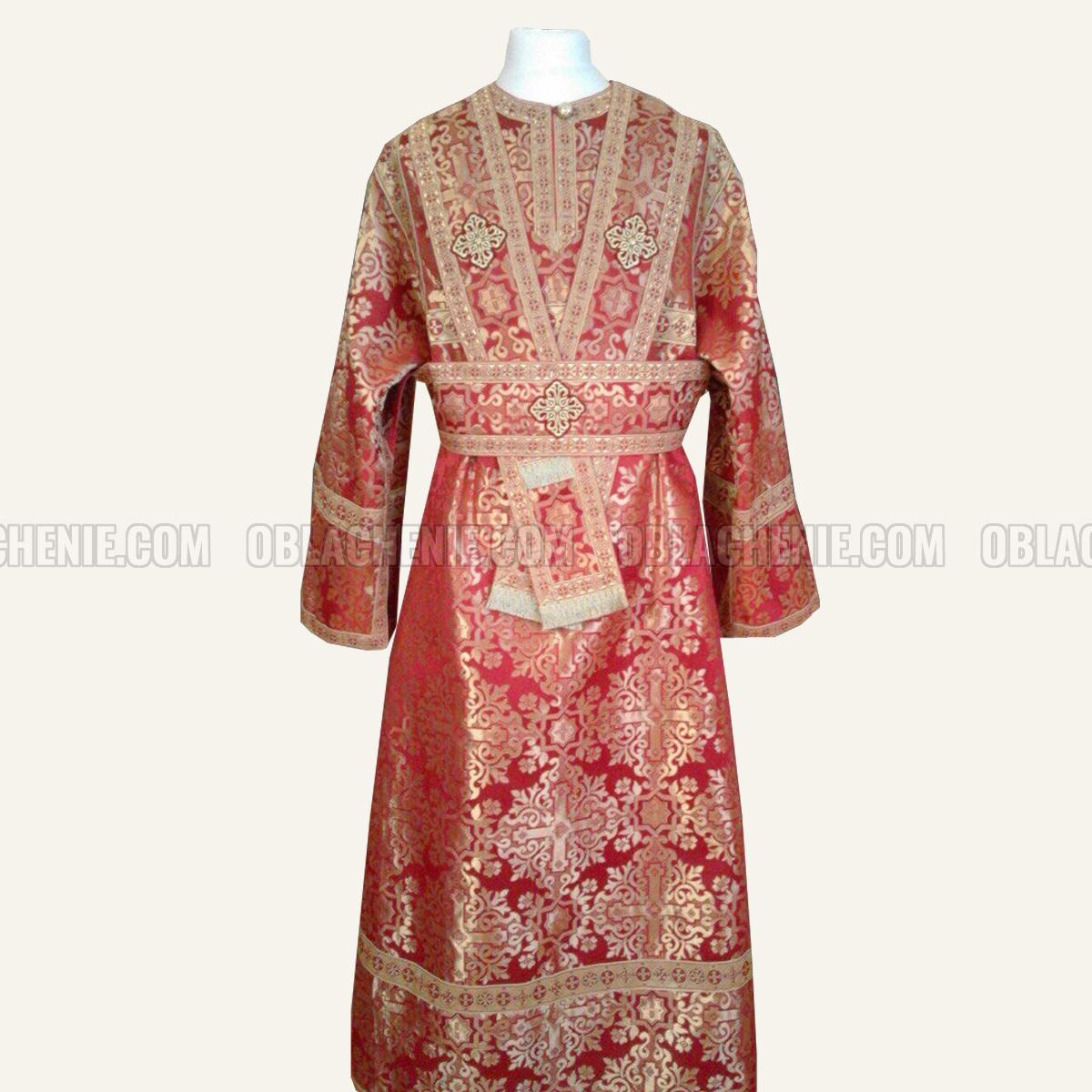 Deacon's vestments 10379