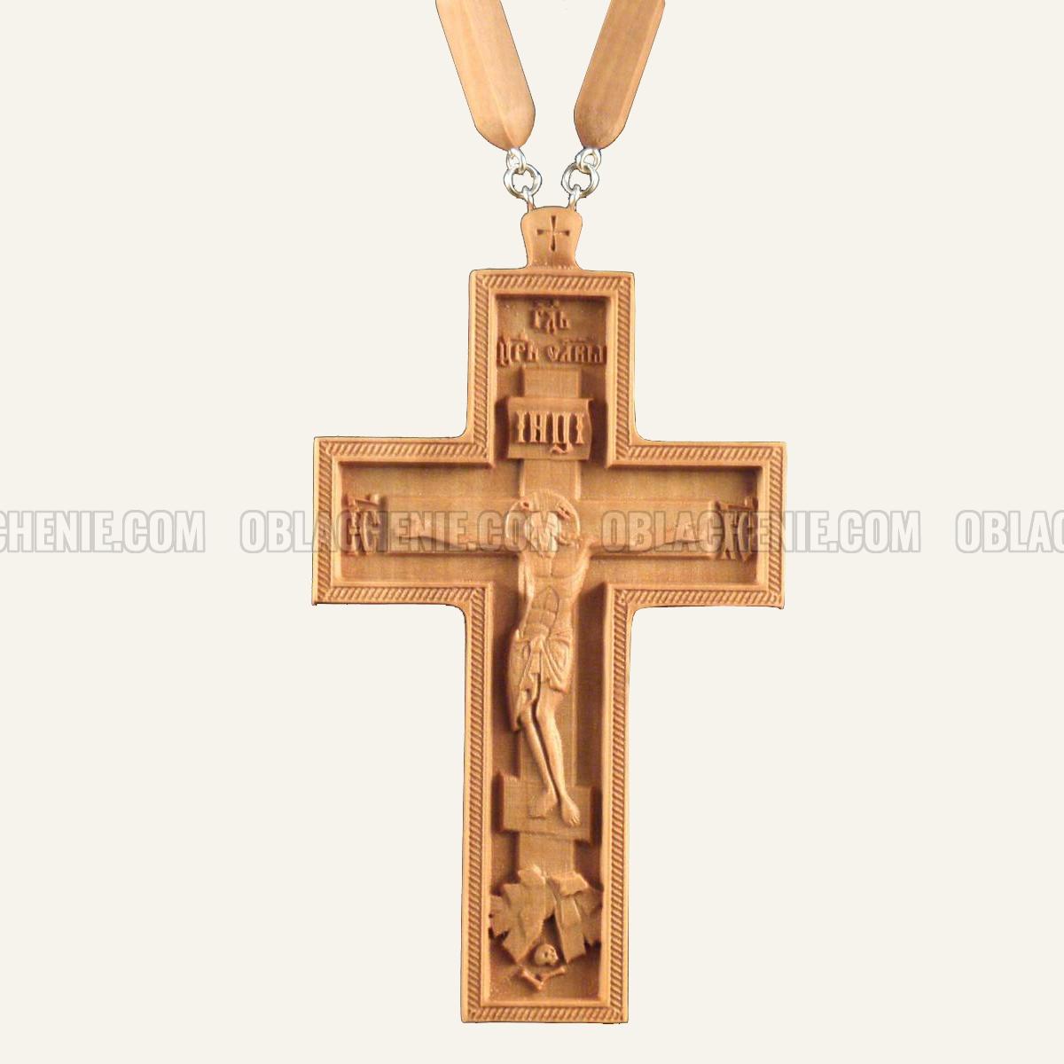 Крест из дерева 10457