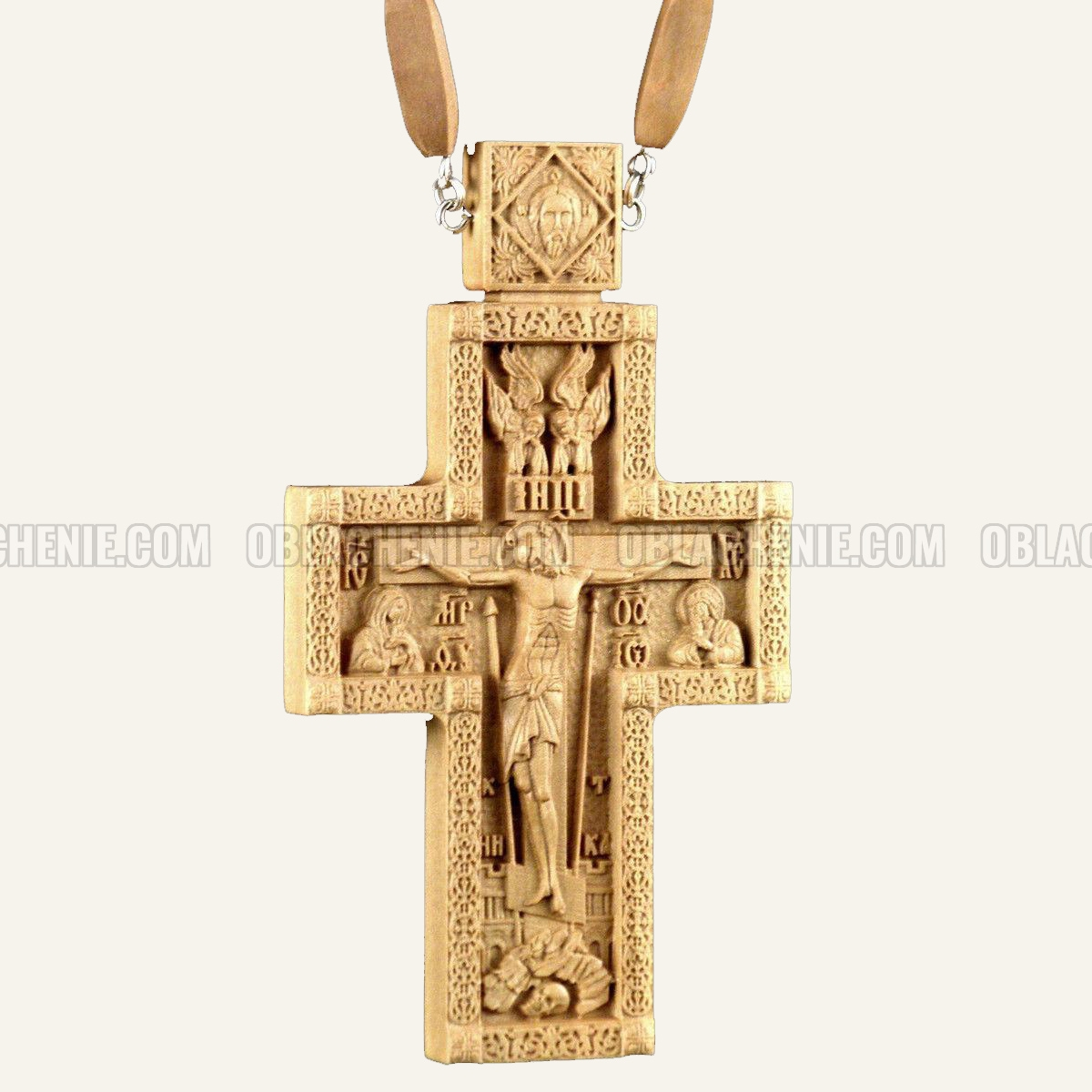 Wood Cross 10459