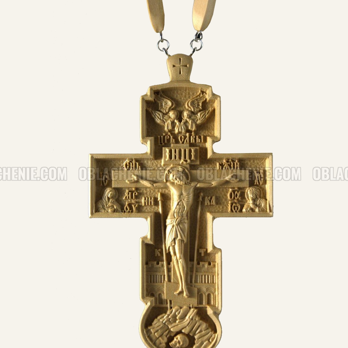 Wood Cross 10461