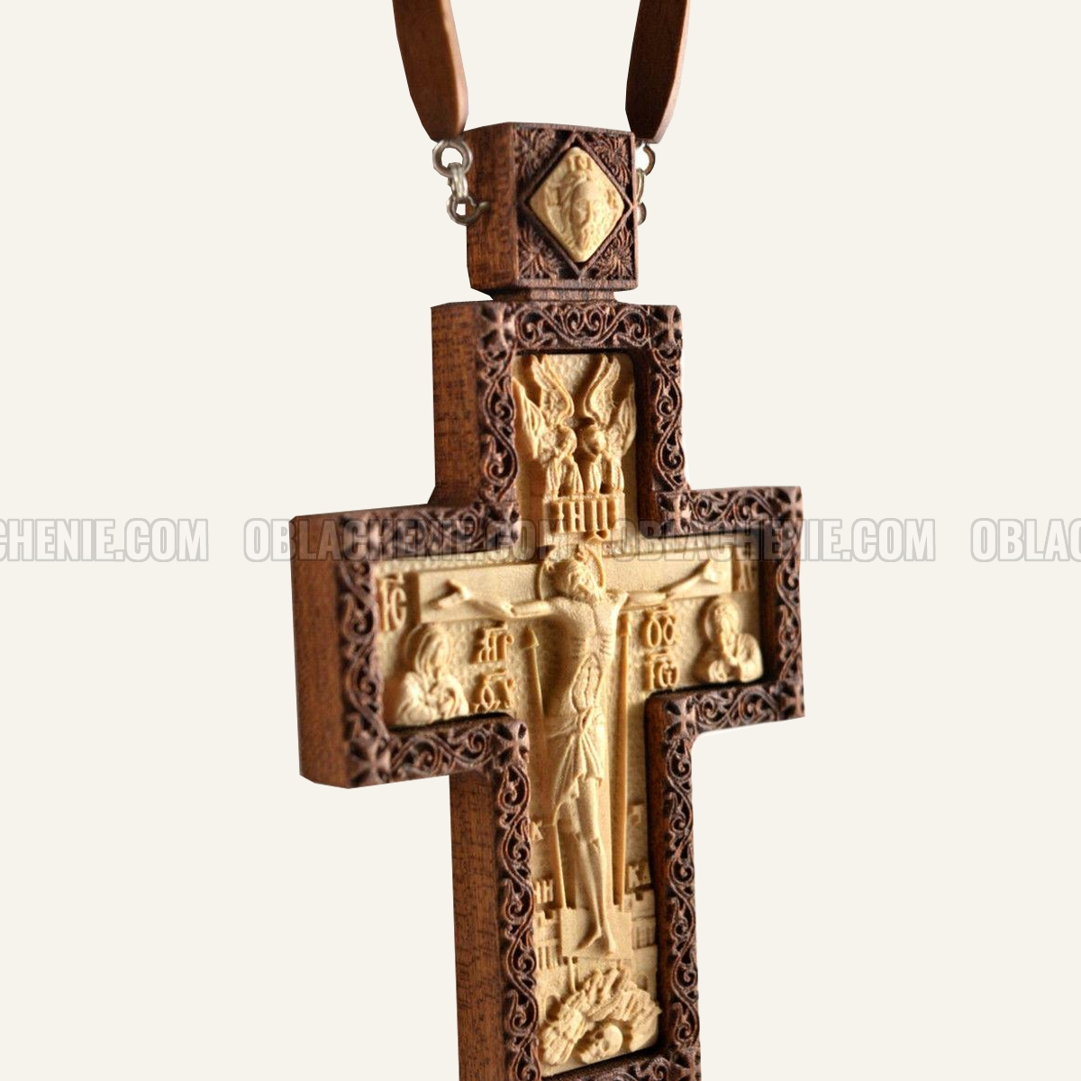 Wood Cross 10462