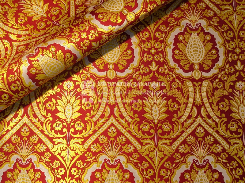 Greek brocade 10595