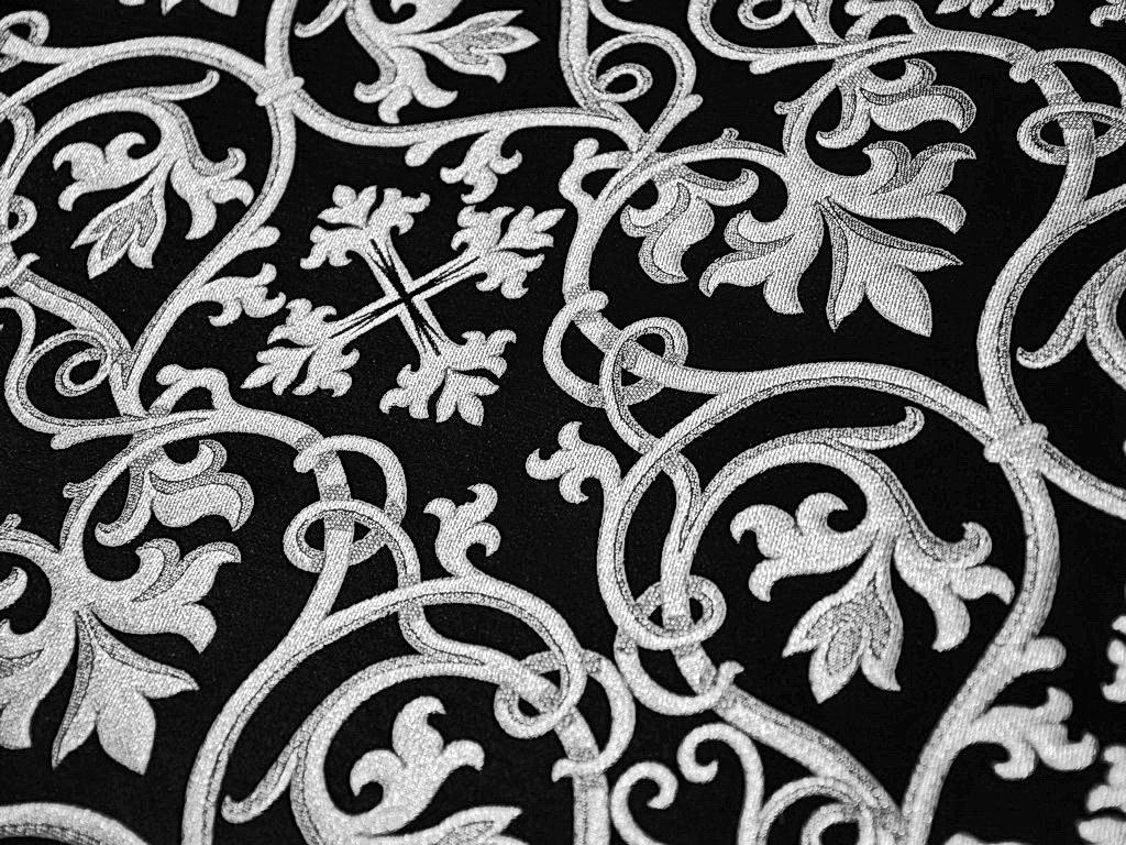 Church fabric 10738