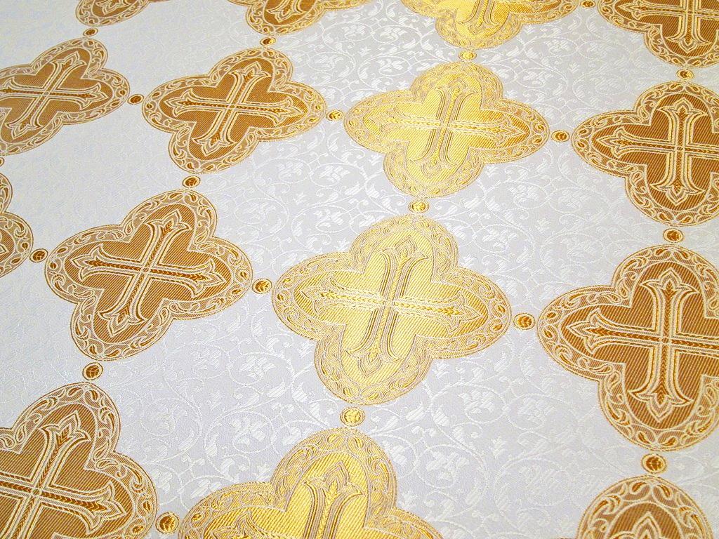 Ткань церковная 10739