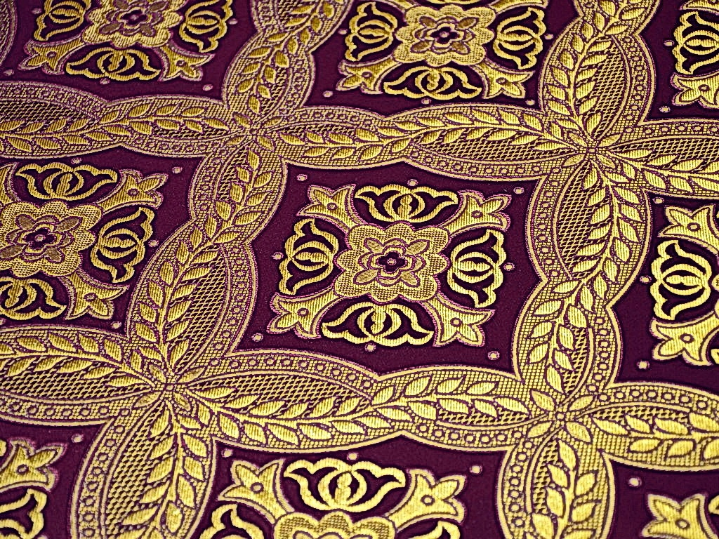 Church fabric 10748