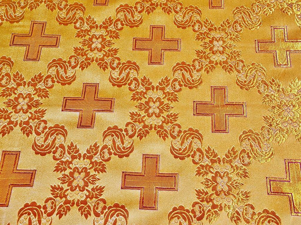 Church fabric 10753