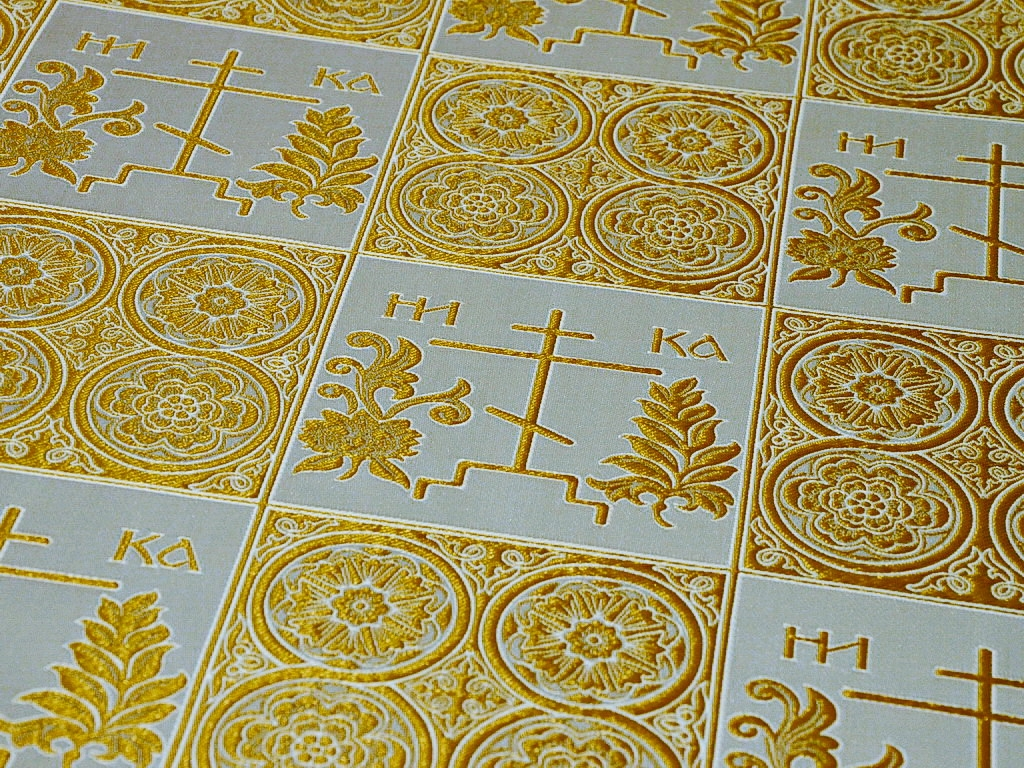 Church fabric 10757
