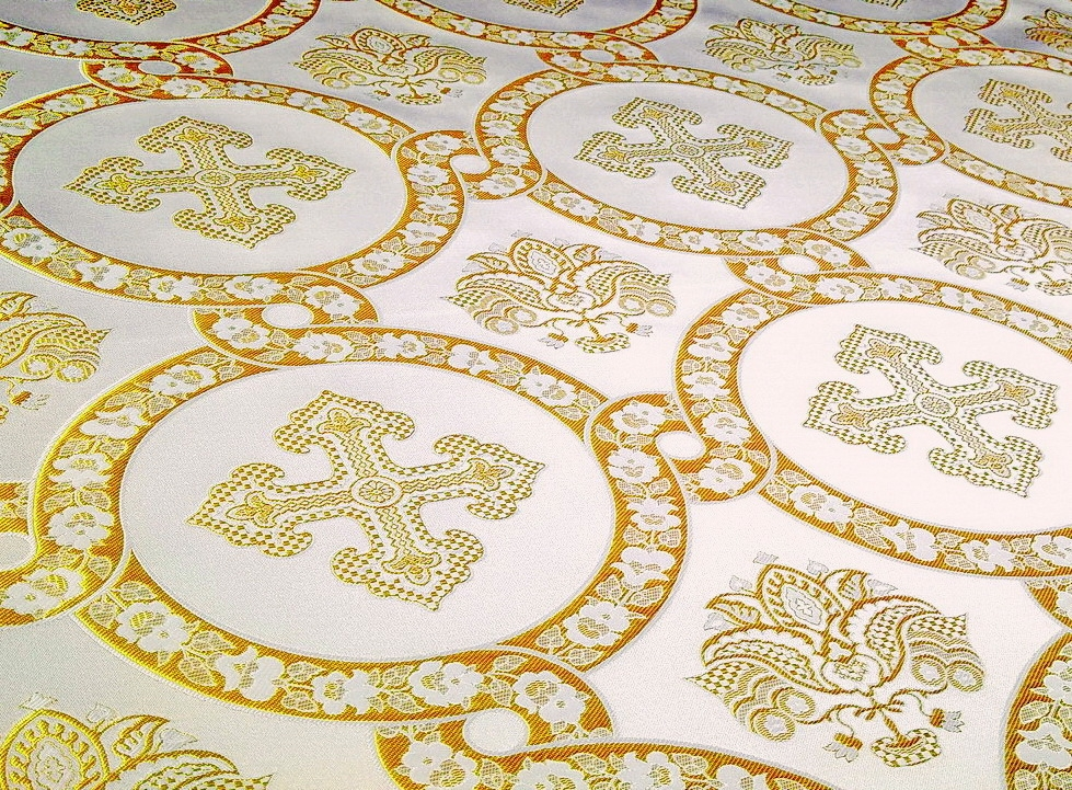 Church fabric 10762