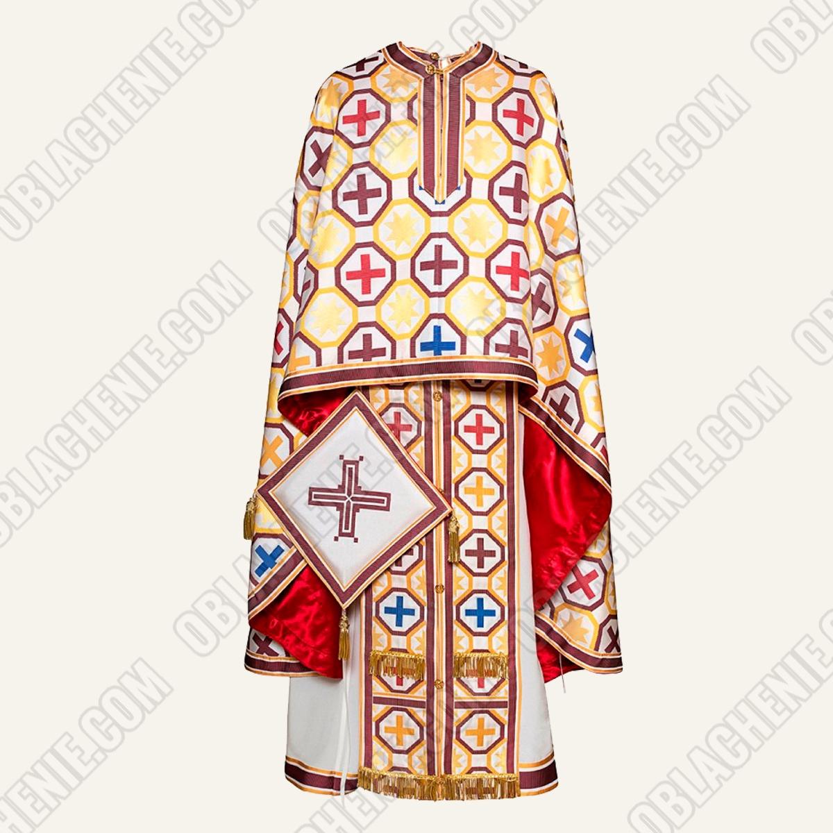 PRIEST'S VESTMENTS 11024