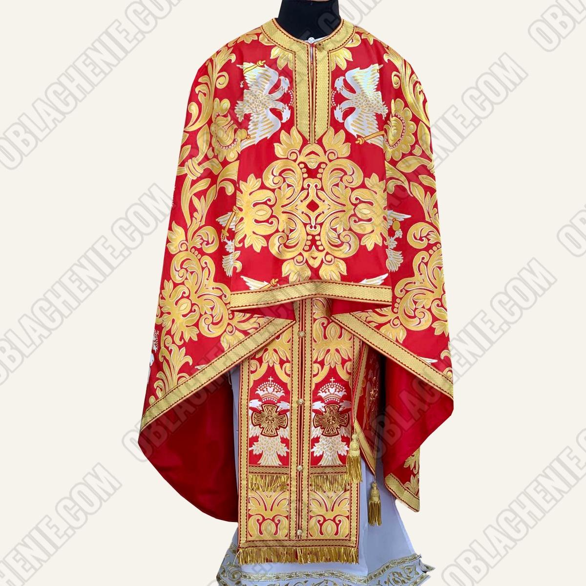PRIEST'S VESTMENTS 11027