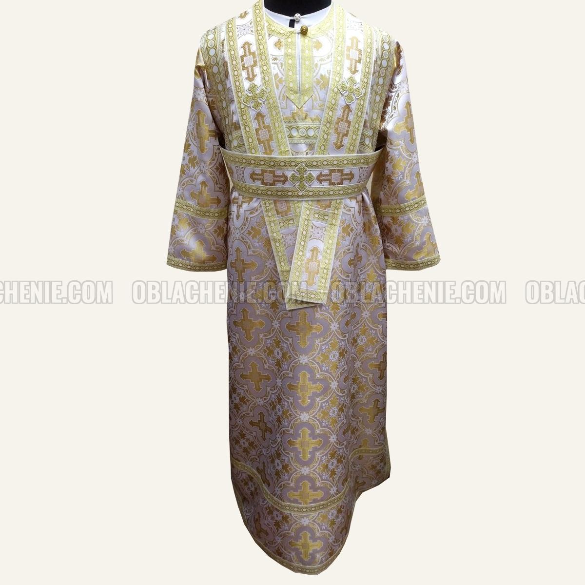 Subdeacon's vestments 11102
