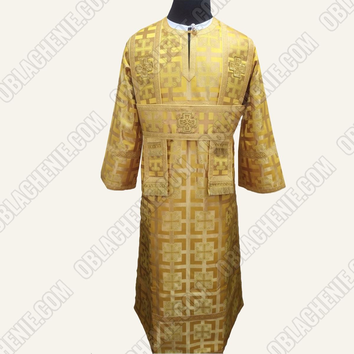 Subdeacon's vestments 11108