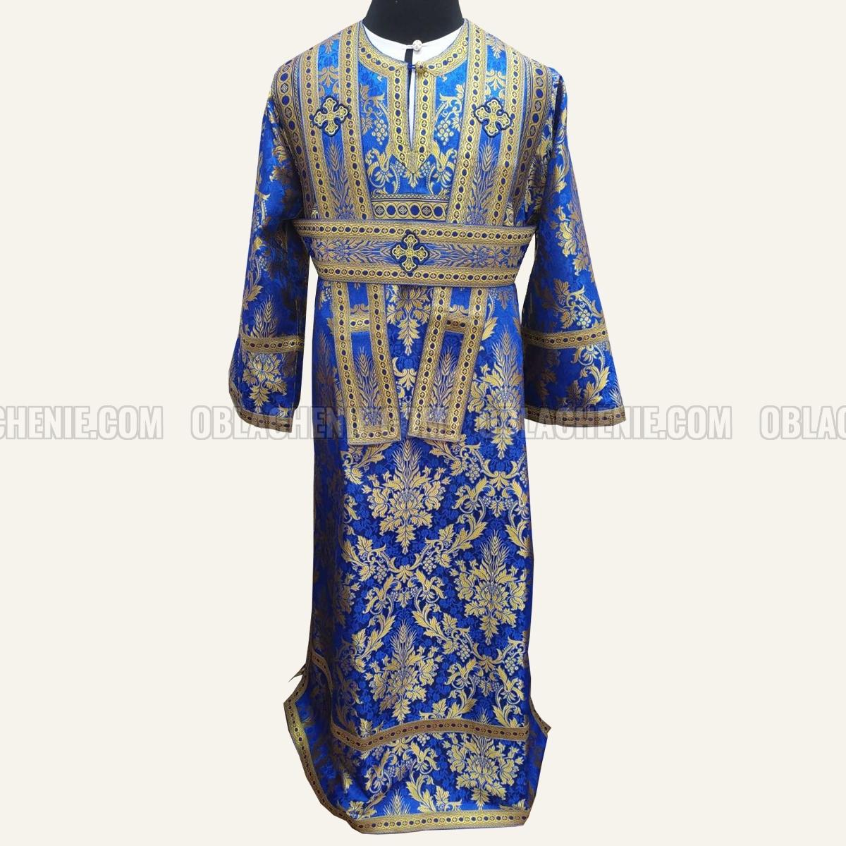 Subdeacon's vestments 11112