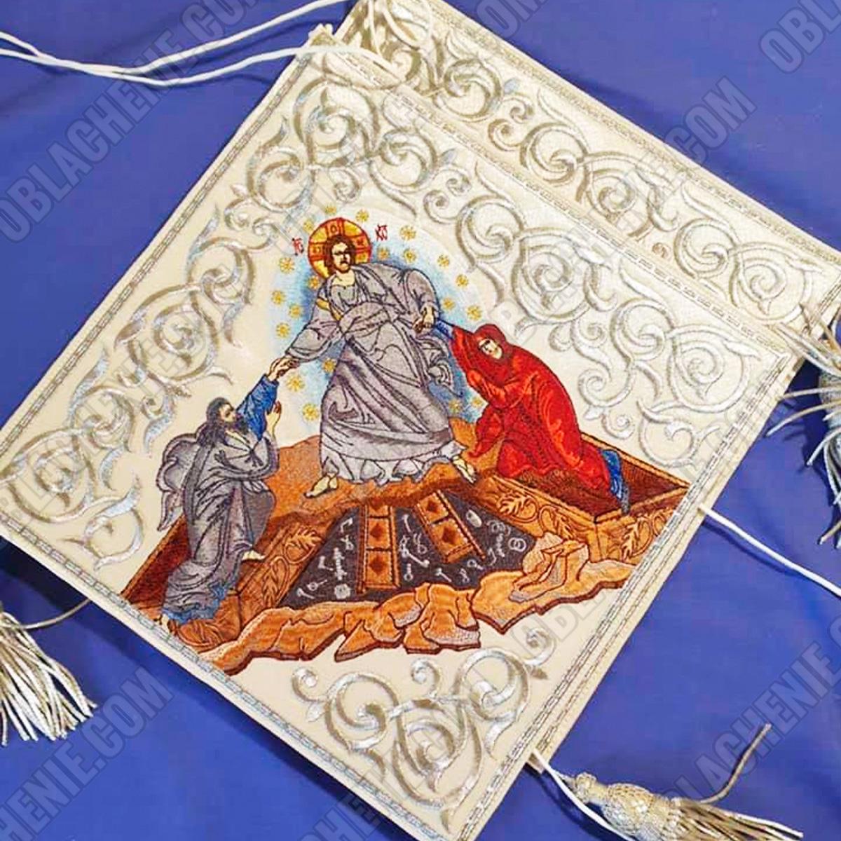 Epigonation embroidered 11119