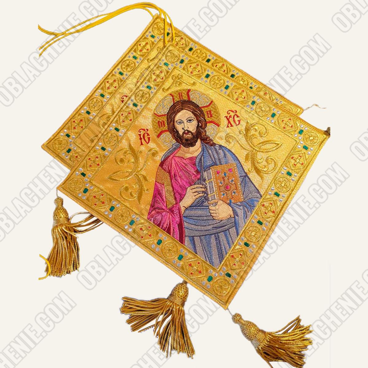 Epigonation embroidered 11122