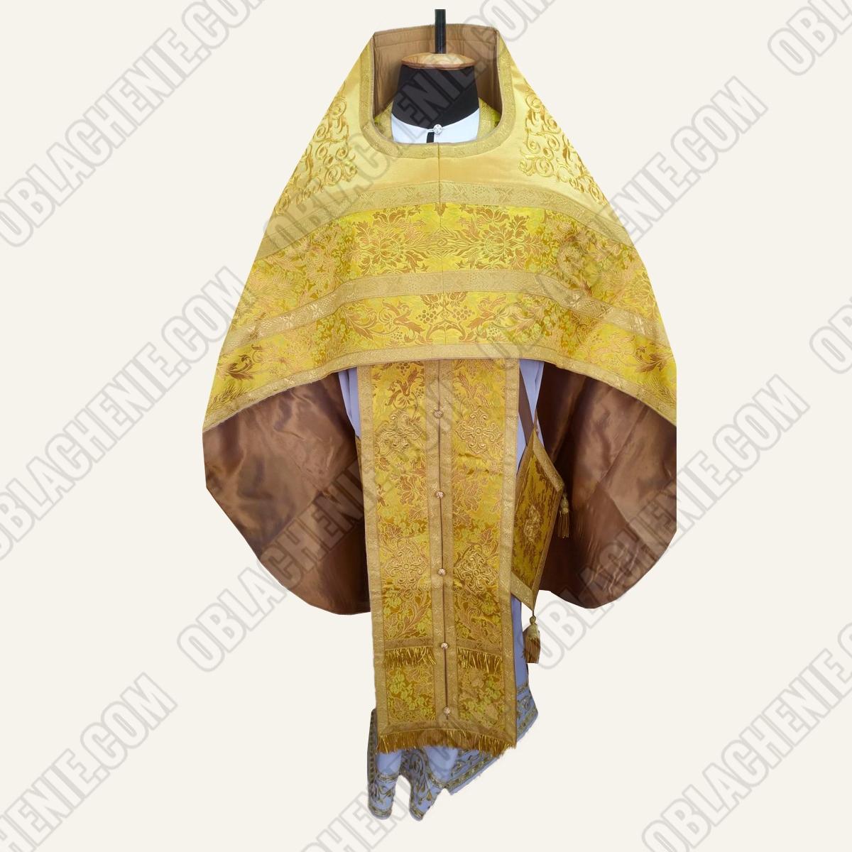 PRIEST'S VESTMENTS 11159