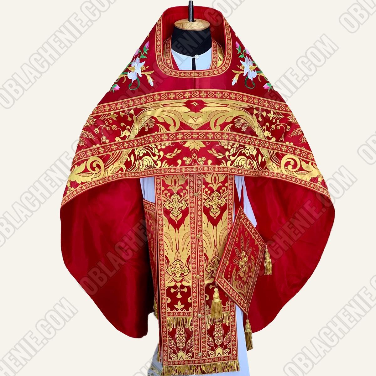 PRIEST'S VESTMENTS 11162