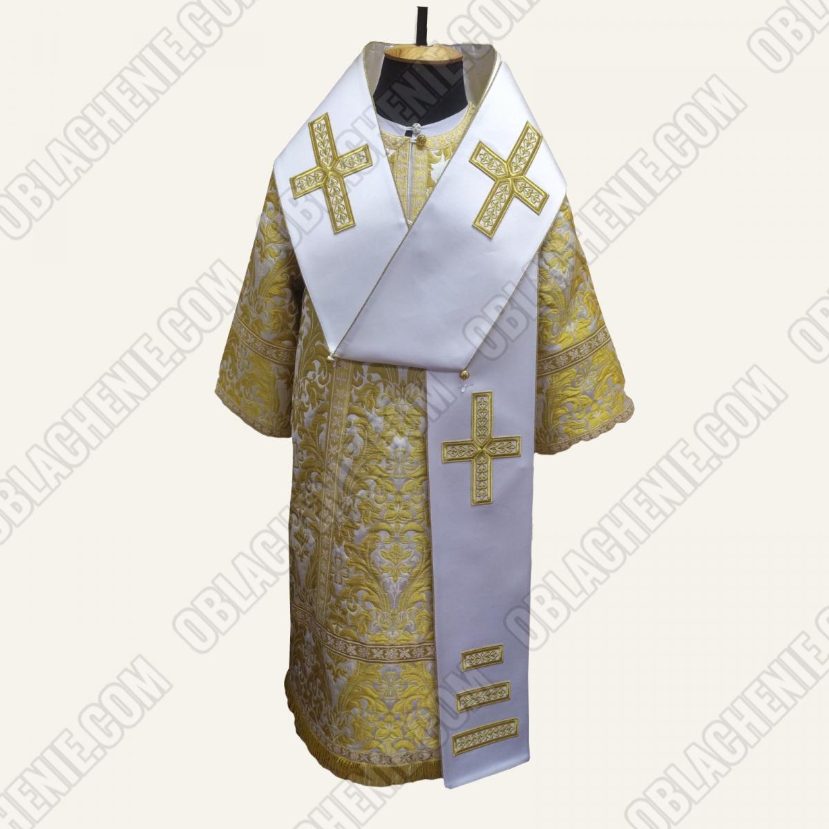 Bishop's vestments 11212