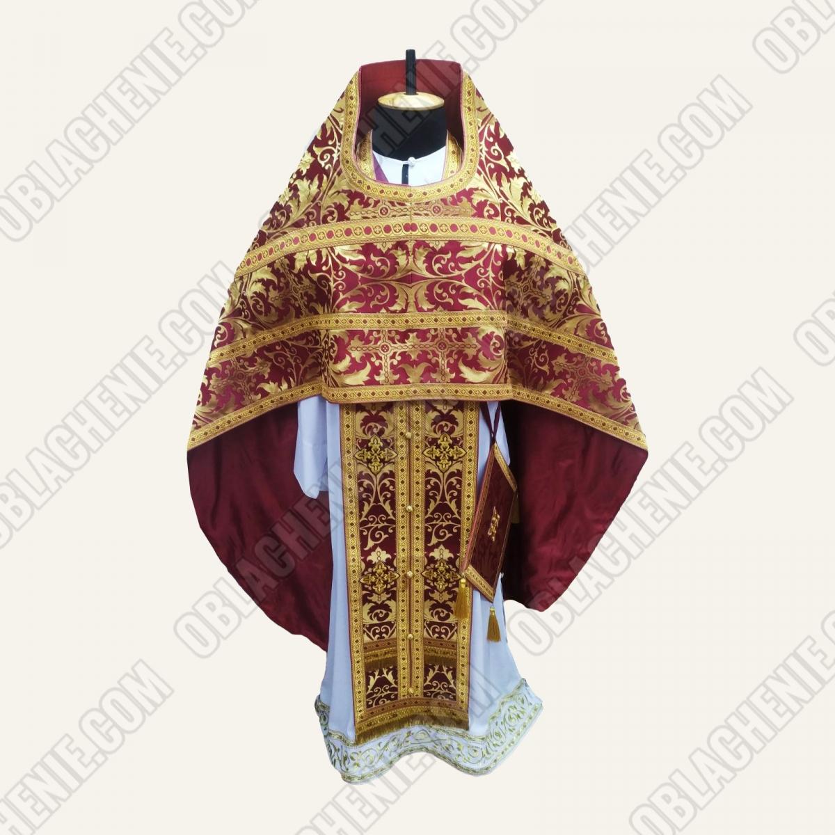 PRIEST'S VESTMENTS 11273