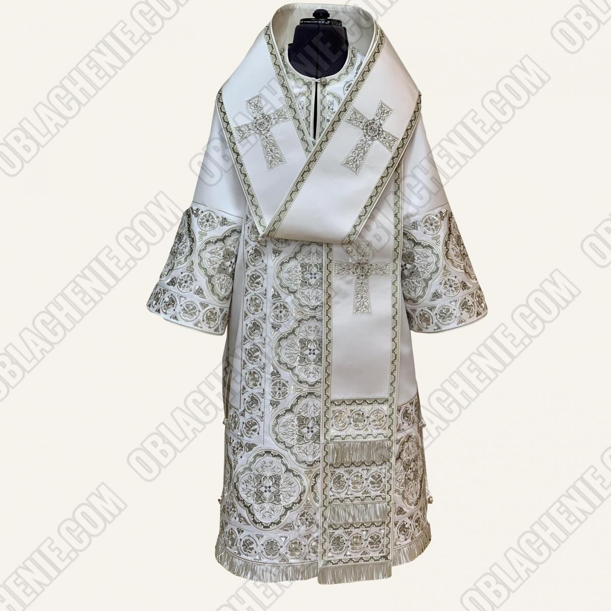 Bishop's vestments 11279