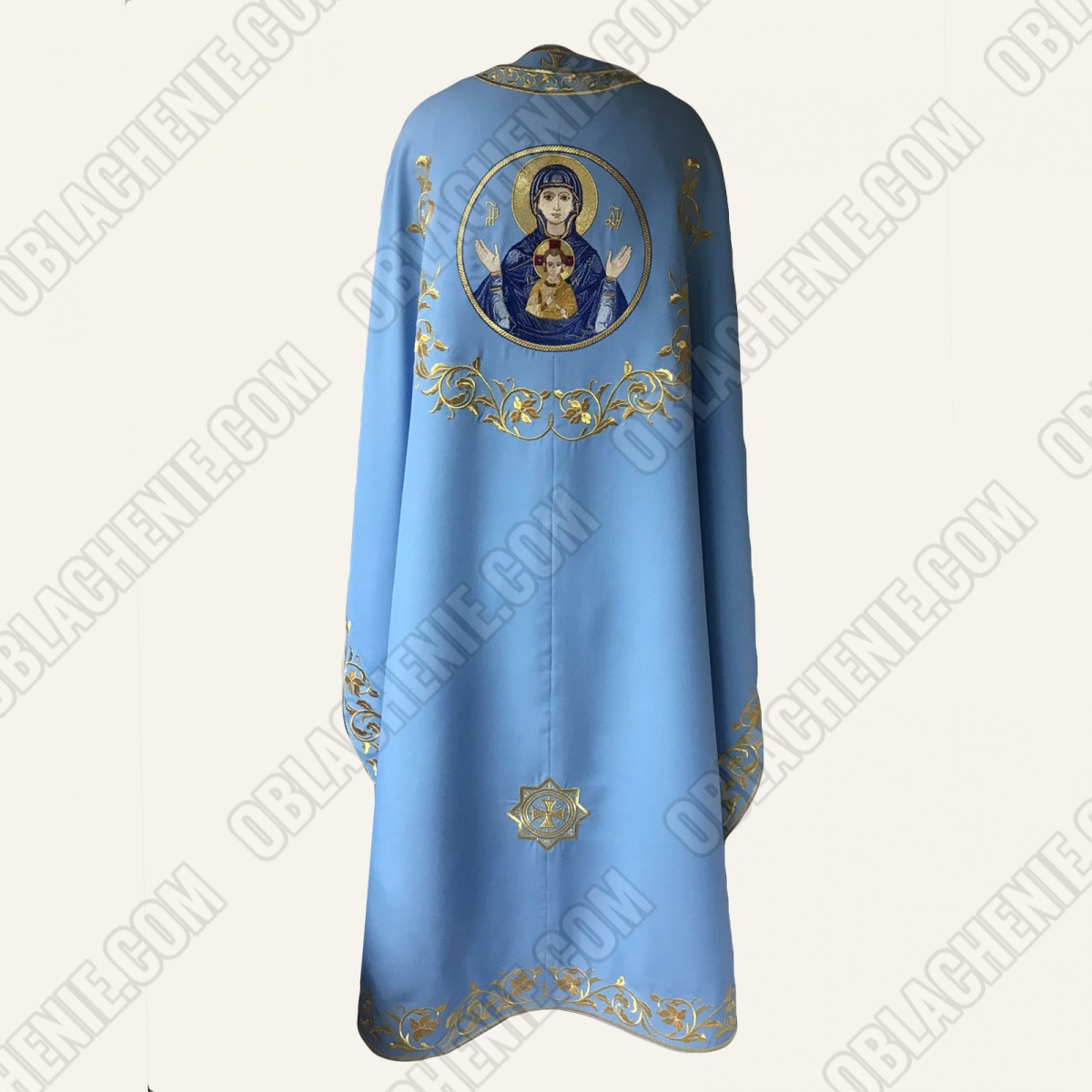 EMBROIDERED PRIEST'S VESTMENTS 11319