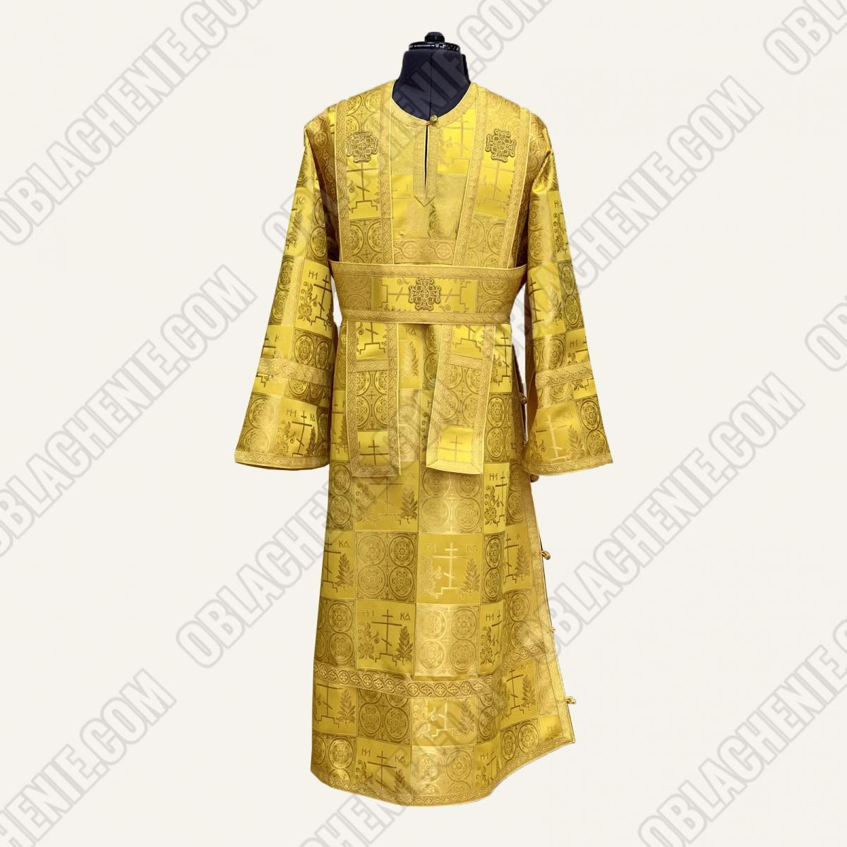 Subdeacon's vestments 11363
