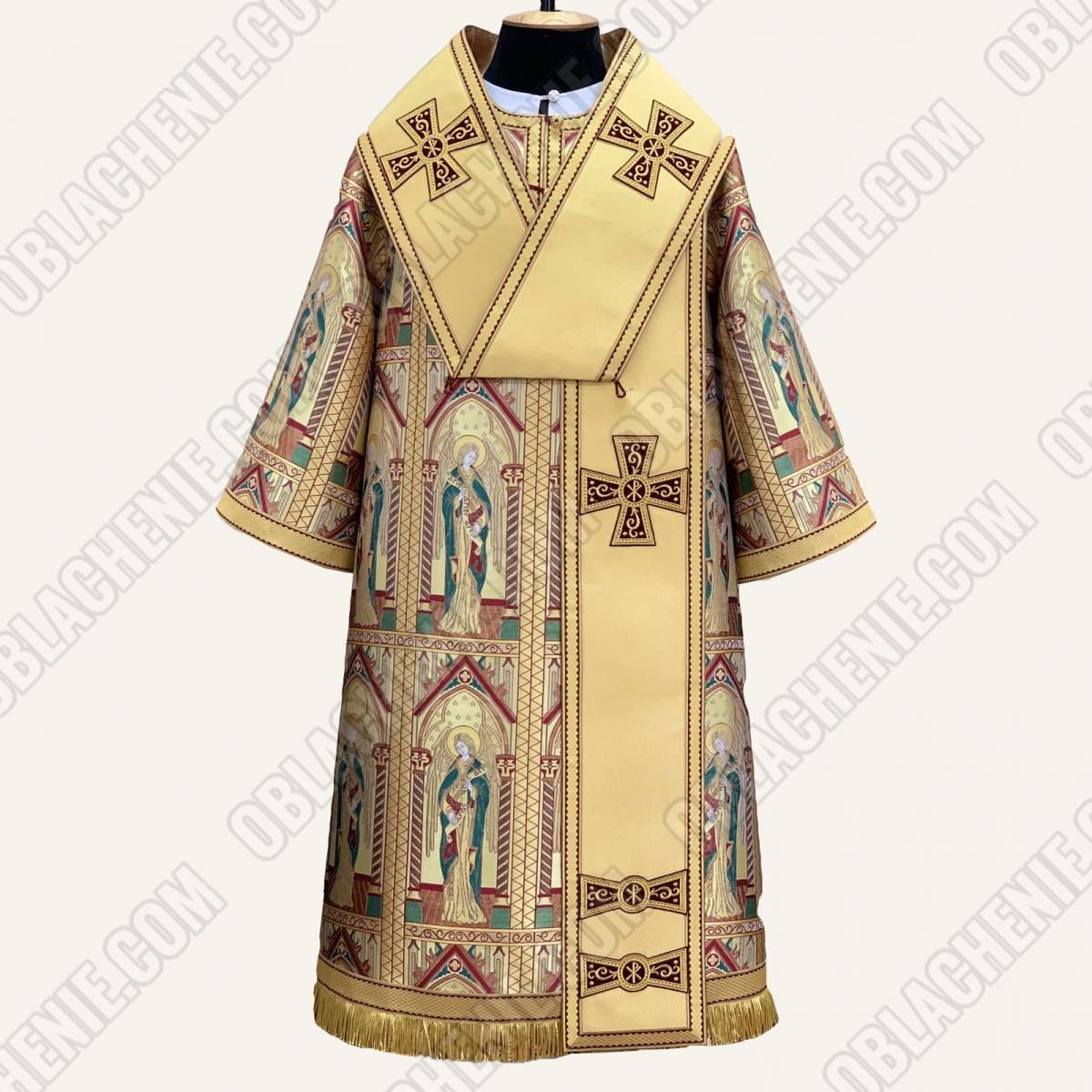 Bishop's vestments 11536