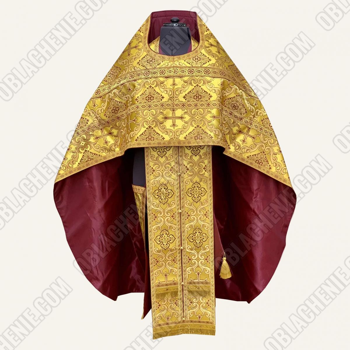 PRIEST'S VESTMENTS 11579