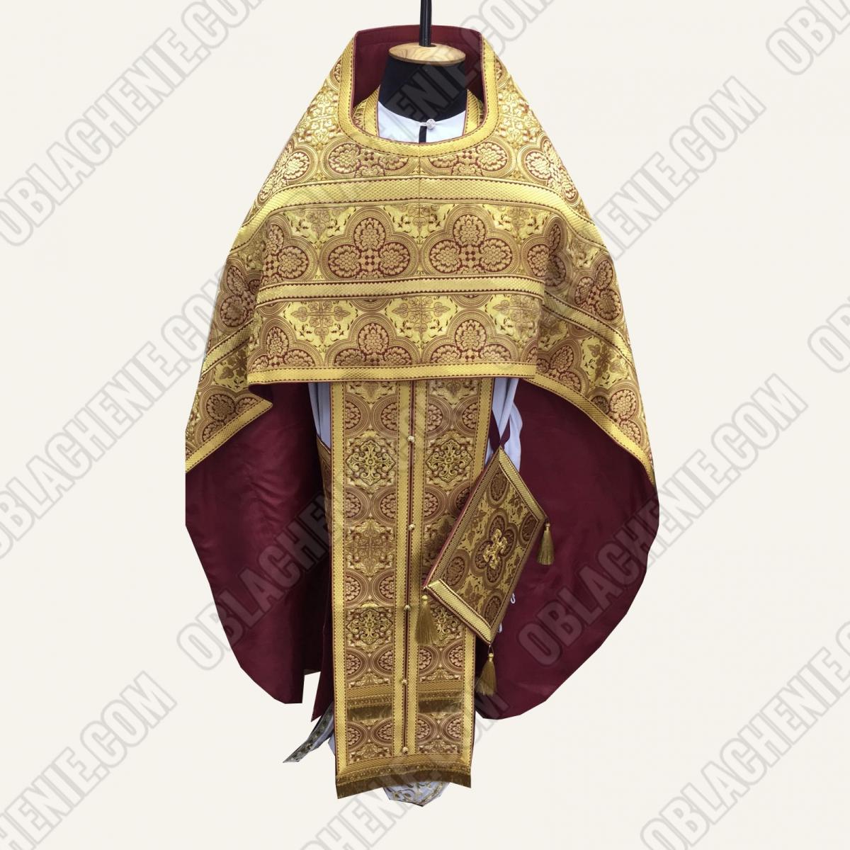 PRIEST'S VESTMENTS 11588