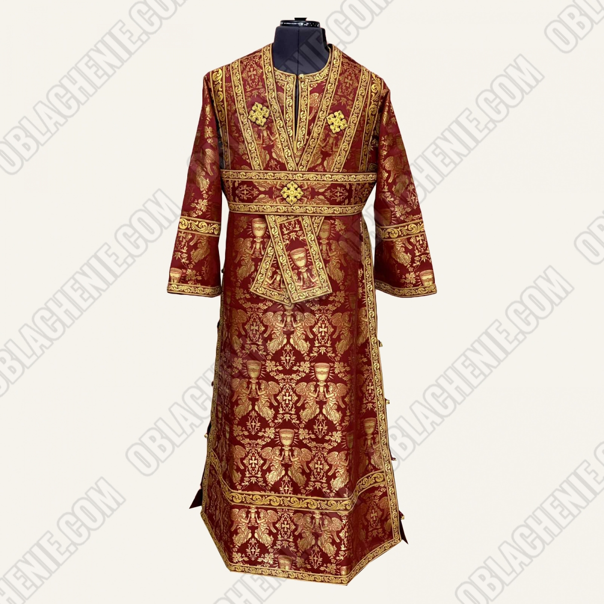 Subdeacon's vestments 11609