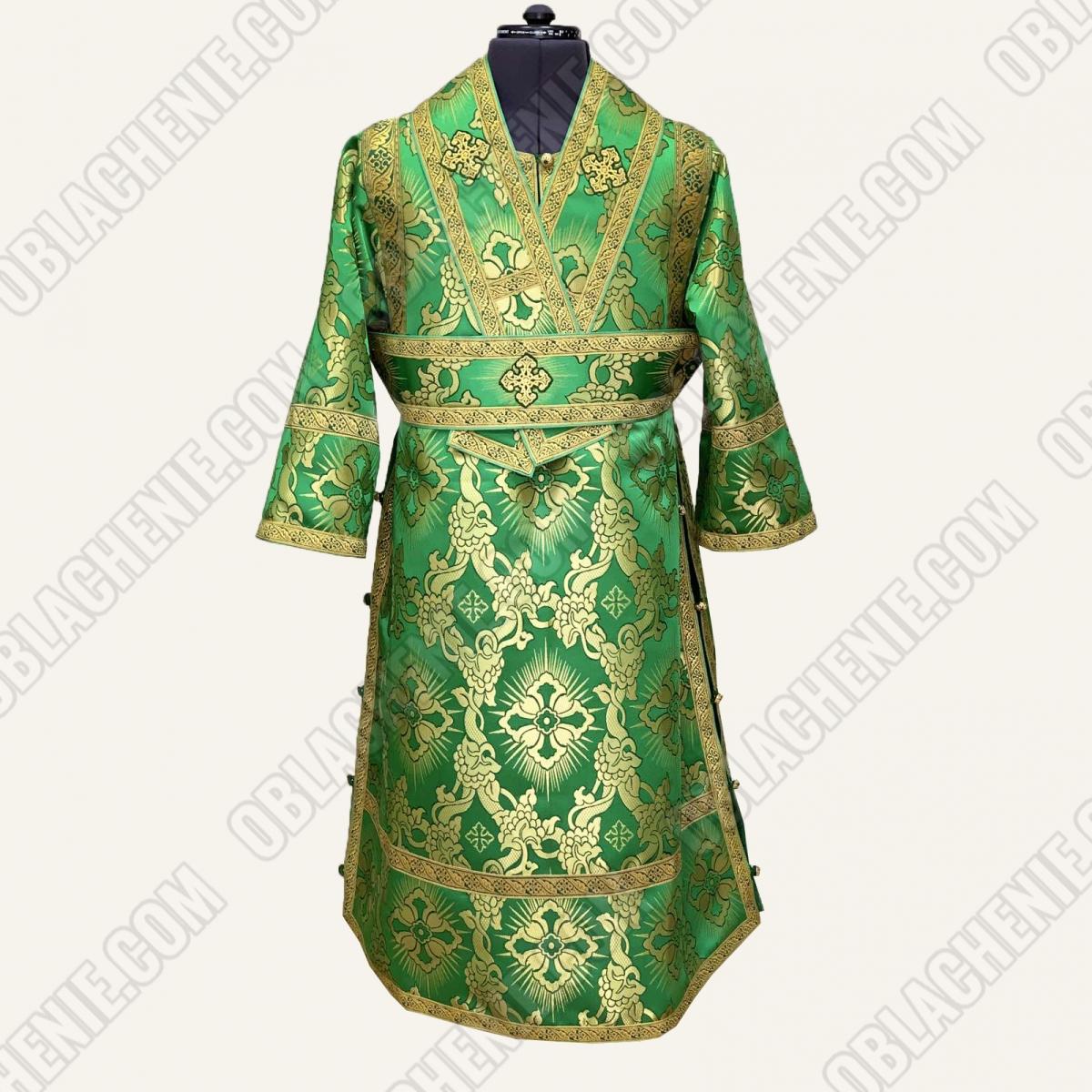 Subdeacon's vestments 11610
