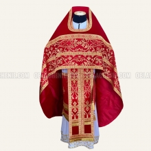 Priest's vestments 10006