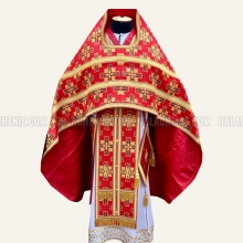 Priest's vestments 10037 1