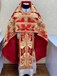 Priest's vestments 10062 2