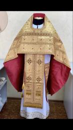 Priest's vestments 10129 2